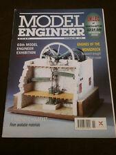 MODEL ENGINEER - ENGINES OF MONADNOCK - FEB 16 1996 VOL 176 # 4011