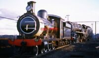 PHOTO  SOUTH AFRICAN RAILWAYS CLASS 6A 4-6-0 NO 454 AT DE AAR 4/9/72 THE SHEDMAS
