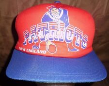 VINTAGE 1970'S NEW ENGLAND PATRIOTS NEW ERA HAT NEW W/O/T