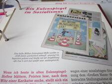 Das war die DDR Alltag Zeitungen Funk TV Ein Eulenspiegel im Sozialismus