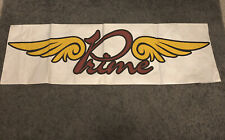 Rare Prime Skateboards Vintage 90s Banner Invisible Circuit Caine Gayle