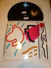 "SPANDAU BALLET - True - 1983 UK 3-track 12"" vinyl single"