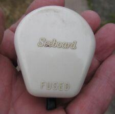 Vintage ? electric 13 amp plug Seeboard made by Ediswan