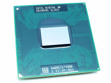 New Intel Core 2 Duo T9800 CPU 2.93GHz 6MB OEM SLGES **Ship From US**