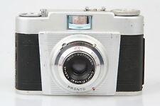 Franka, KB-Sucherkamera mit Isco Göttingen Frankar 2,8/45mm Objektiv
