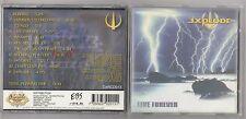 EXPLODE - LIVE FOREVER CD 1997 IMPORT METAL RARE