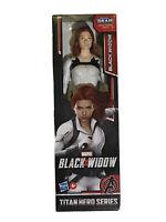 Marvel Avengers Black Widow Titan Hero Series Black Widow Action Figure,