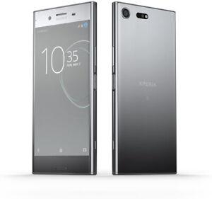 "New Sony Xperia XZ Premium 64GB 5.5"" 4K Chrome Android 7.1 Sim Free Unlocked UK"