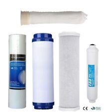 Kit 4 Filtri filtro membrana ultrafiltrazione depuratore acqua rubinetto prezzi