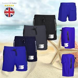Mens Summer Swimming Shorts, Zip Pockets, Surf, Beach Swim Wear Water Pool Trunk