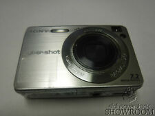 Used Untested Sony Super Steady Shot 7.2 Mega Pixel Camera For Parts or Repair