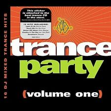 Trance Party, Vol. 1 by Various Artists (CD, May-2001, Robbins Entertainment)