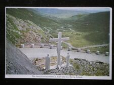POSTCARD KERRY THE HEALY PASS BETWEEN CO CORK & CO KERRY