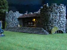 Dwarven forge Mastermaze conversion : Fortified Gate