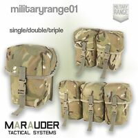 Marauder Water Bottle Pouch - Single/Double/Triple - British Army MTP Multicam