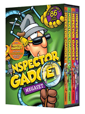 Inspector Gadget: Complete TV Series Megaset + Pilot & Special Boxed DVD Set NEW