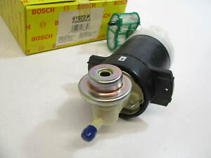 Bosch 61073K Fuel Pump W/ Strainer For 1986-94 Nissan D21, 1995 Nissan Pickup