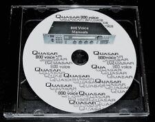 Quasimidi Quasar - 800 Voice