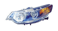 Headlight Assembly Left Maxzone 327-1104L-USH2 fits 09-11 Acura TSX