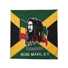 Bob Marley Freedom Bandana ! New !