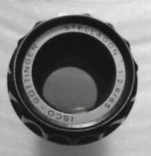 Vintage Stellagon 1:2,8/85 ISCO-Gottingen Projector Lens