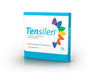 Tensilen 10 caps against stress relief depression and anxiety 100% natural