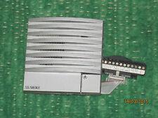 Gehrke 317-M Türsprechstellenmodul in silber Typ  MULTICOM