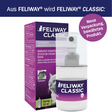 Feliway 20ml Transport Spray Travel Spray / Pumpspray