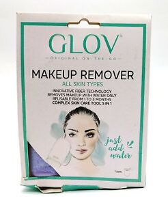 GLOV Expert Make Up Remover Hydro Cleanser for All Skin Types -NEW- Damaged Box