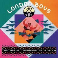 London Boys - The Twelve Commandments Of Dance [CD]