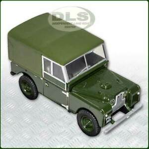 "Land Rover Series 1 88"" 1957 Bronze Green 1:43 scale Die-cast Model (DA1682)"