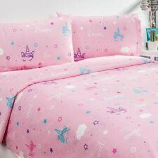 Unicorn Pink Girls Sheet Set by Intima Hogar