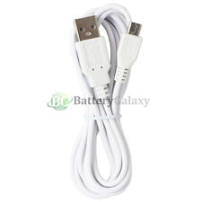 Micro USB 6FT Cable for Android Phone Samsung Galaxy S5 S6 S7 Edge Plus Active