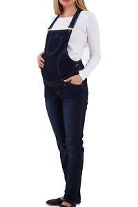 Jeans Schwangerschaftslatzhose Latzhose Umstandsmode Maternity Overall Salopette