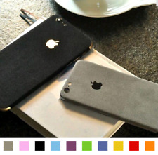 iPhone Suede Vinyl Skin Sticker Skin Wrap Cover Case ALL IPHONES