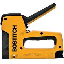 Bostitch T6-8 7-16 in. Crown 9-16 in. PowerCrown Heavy-Duty Tacker Stapler