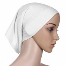 Islamic Muslim Women's Head Scarf Underscarf Cap Hijab Cover Headwrap Bonnet