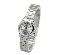 -Casio LTPV001D-7B Ladies' Metal Fashion Watch New & 100% Authentic