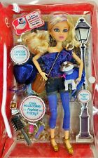 LIV Fashion Doll Sophie & Frizzy Dog Liv World Spin Master 2009 New