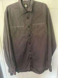 Stone Island Genuine XXXL Shirt, Grey, VGC