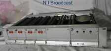 4x old bbc am7/11 line sending amp amplifiers with PSU