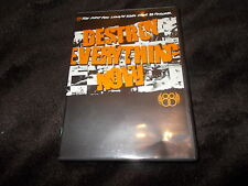 DVD DESTROY EVERYTHING NOW Skateboarding First Full Lengh Video From 88 Footwear