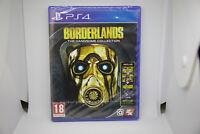 Jeu BORDERLANDS The handsome collection pour PS4 NEUF sous blister version PAL