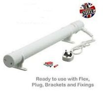 15 Pack of Tubular Frost Heaters | 15x 2 Foot Tubes | For Greenhouse or Garage