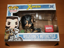 Funko Pop! Rides #26 - Wolverine'S Motorcycle - Exclusive Collector Corps!