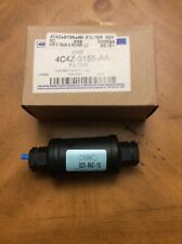OEM NEW 2004-2007 Ford F650 F750 *Racor In-Line Fuel Filter 4C4Z9155AA