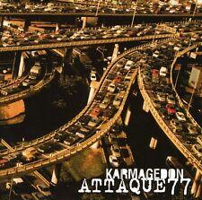 Attaque 77 - Karmagedon [New CD]