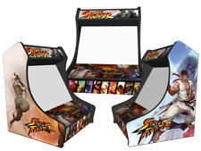 autocollant bartop  Street Fighter (taille modifiable sur demande)