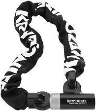 Kryptonite KryptoLok Series 2 Integrated 5ft Chain Motorcycle Lock 720018000846
