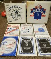 Oneonta Yankees Autograph Lot